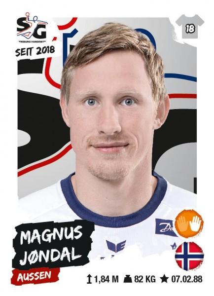 Handball 2020/21 Sticker Nummer 030