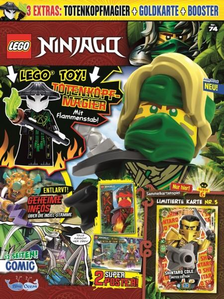 LEGO NINJAGO 74/2021