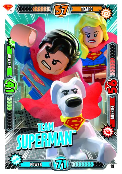 Nummer 19 | Team Superman