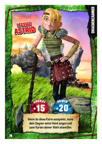 Nummer 078 I Lässige Astrid