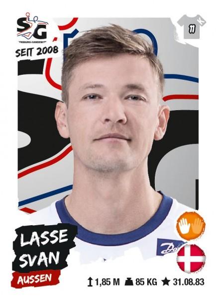 Handball 2020/21 Sticker Nummer 020