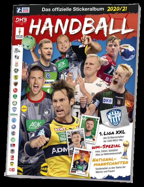 Handball 2020/21 Sammelserie Album