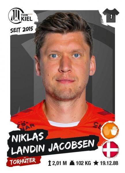 Handball 2020/21 Sticker Nummer 004