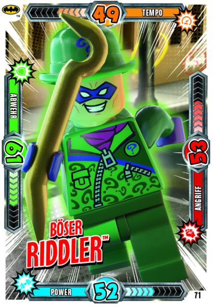 Nummer 71 | Böser Riddler