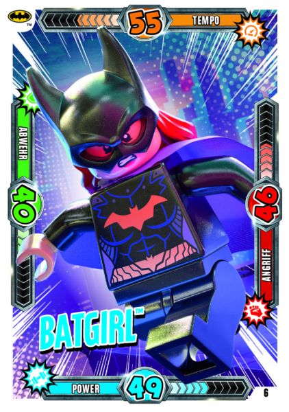 Nummer 06 | Batgirl