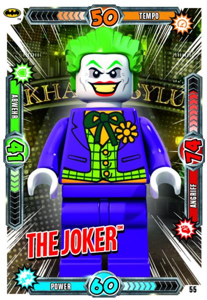 Nummer 55 | The Joker