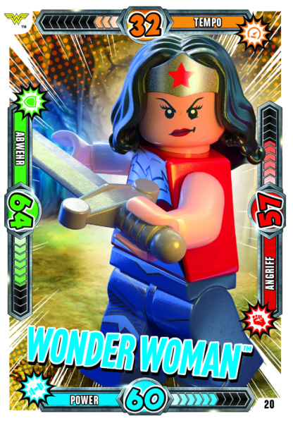 Nummer 20 | Wonder Woman