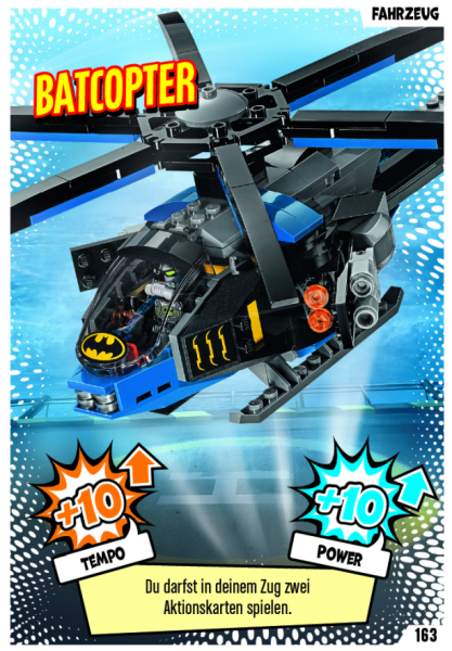 Nummer 163 | Batcopter