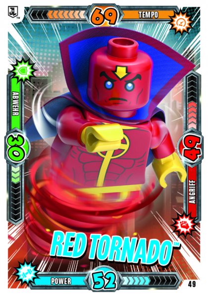 Nummer 49   Red Tornado