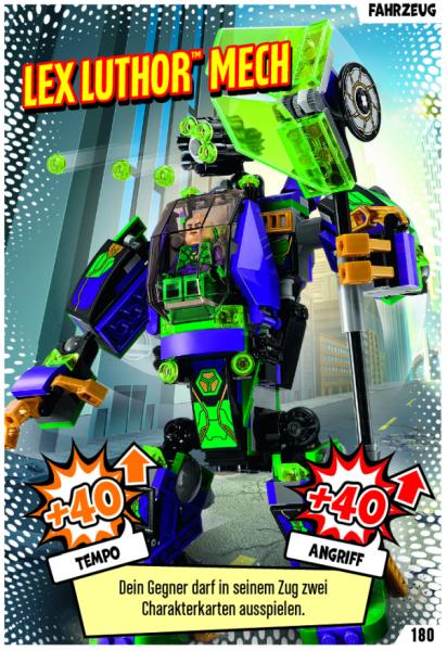 Nummer 180   Lex Luthor Mech