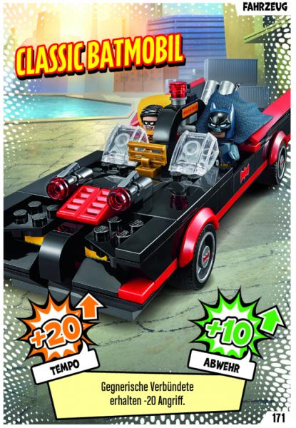Nummer 171 |Classic Batmobil