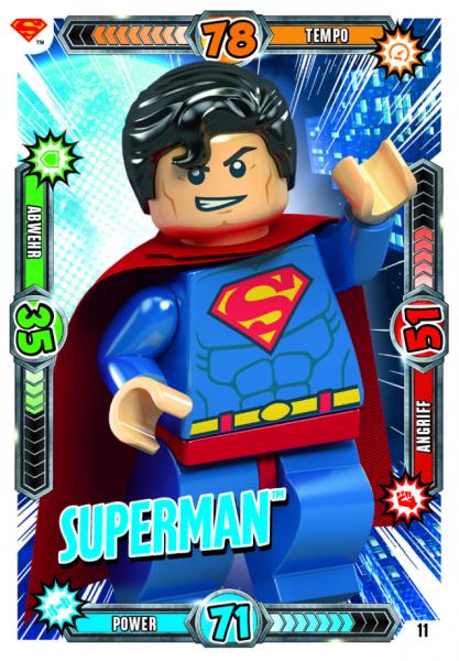 Nummer 011 | Superman