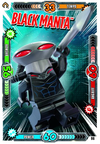 Nummer 96 | Black Manta
