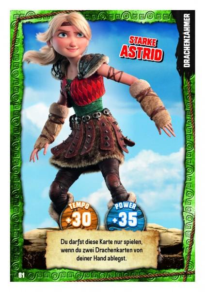 Nummer 081 I Starke Astrid