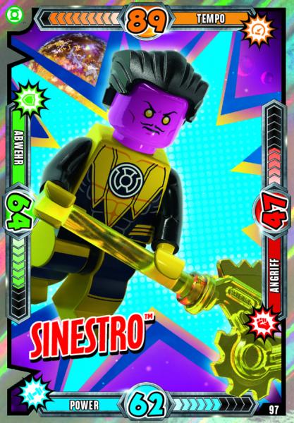 Nummer 97 | Sinestro