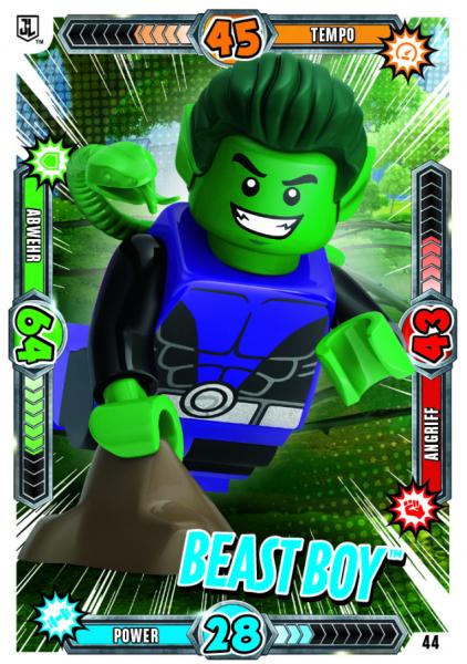 Nummer 44 | Beast Boy