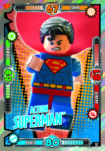 Nummer 012 | Action Superman