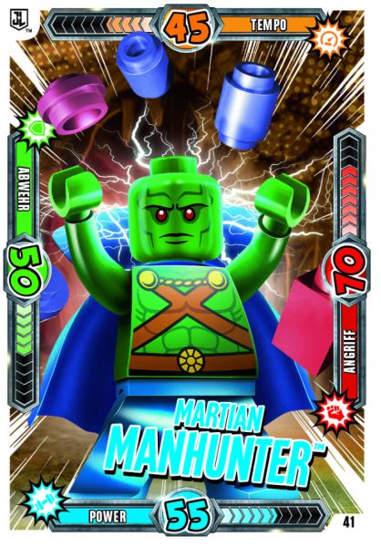 Nummer 41 | Martian Manhunter