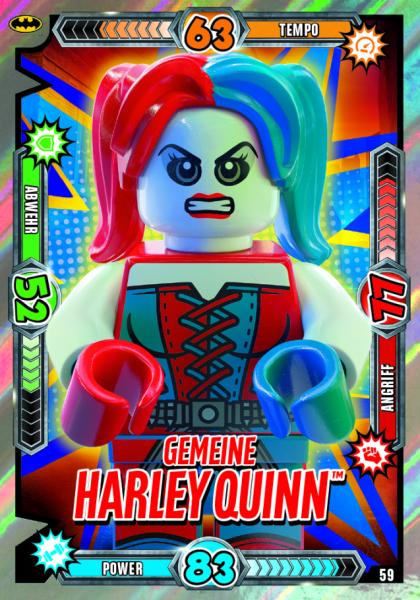 Nummer 59 | Gemeine Harley Quinn