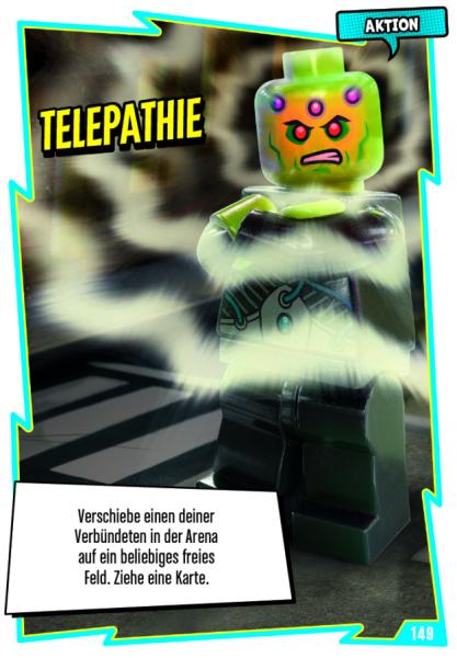 Nummer 149 | Telepathie