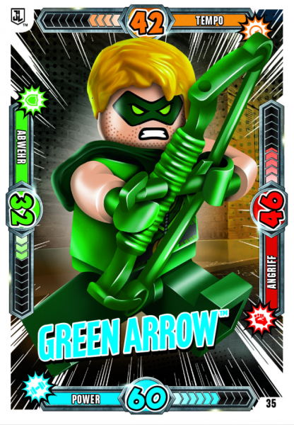 Nummer 35 | Green Arrow
