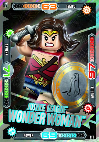 Nummer 111 | Justice League Wonder Woman