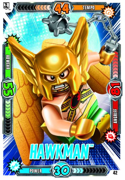 Nummer 42 | Hawkman
