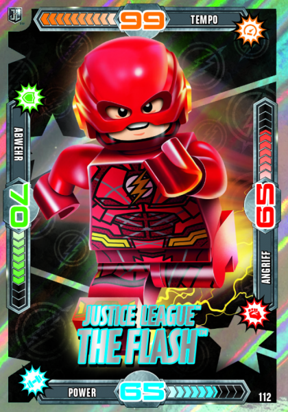 Nummer 112 | Justice League The Flash