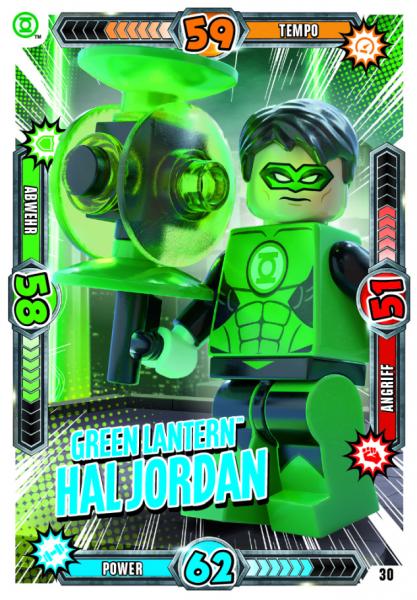 Nummer 30 | Green Lantern Hal Jordan