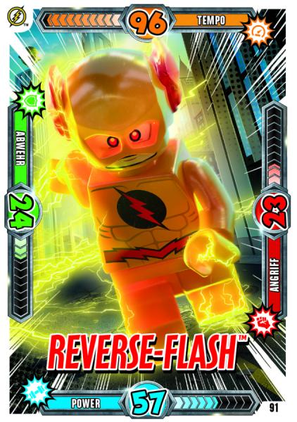 Nummer 91 | Reverse-Flash
