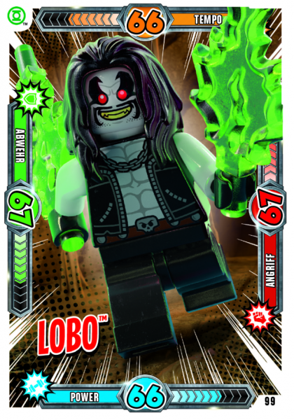 Nummer 99   Lobo
