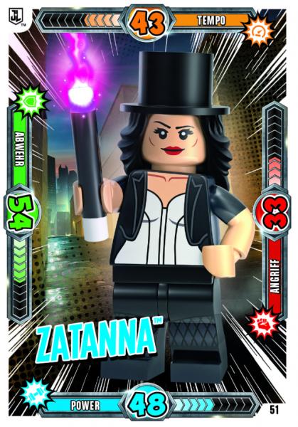 Nummer 51 | Zatanna