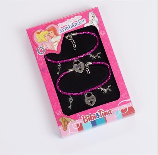 Bibi & Tina Stationery Armband