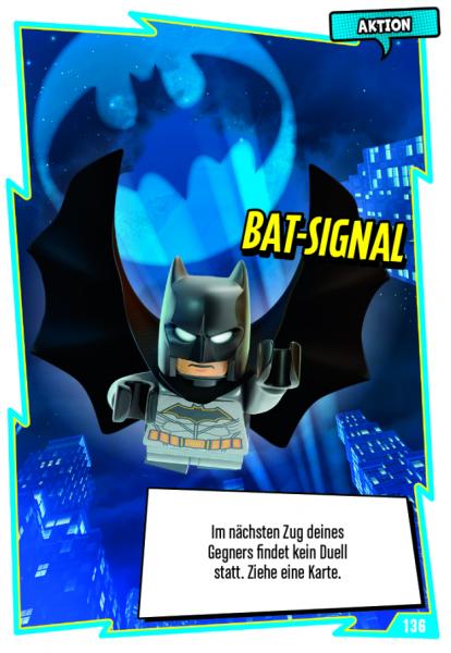 Nummer 136 | Bat-Signal