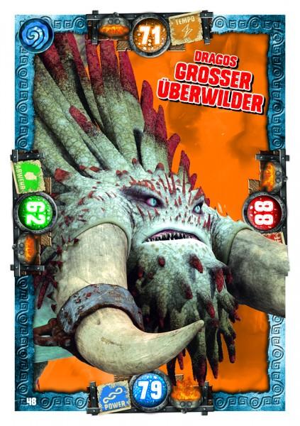 Nummer 048 I Dragos Großer Überwilder