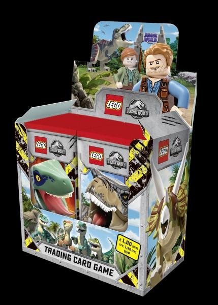 LEGO Jurassic World TCG Display