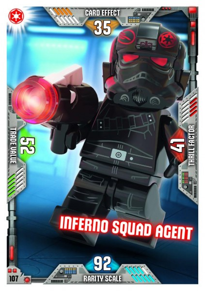 Nummer 107 | Inferno Squad Agent