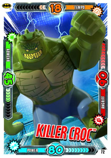 Nummer 72 | Killer Croc