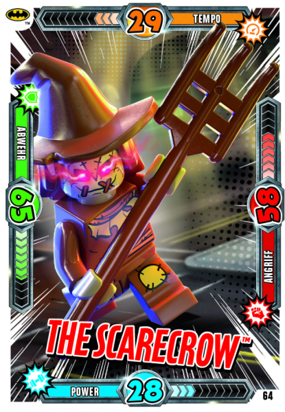 Nummer 64 | The Scarecrow