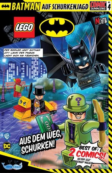 LEGO BATMAN Comic 04/2021