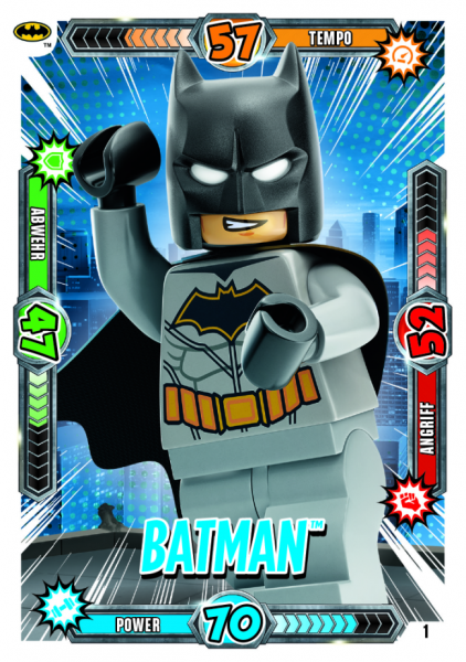 Nummer 01 | Batman