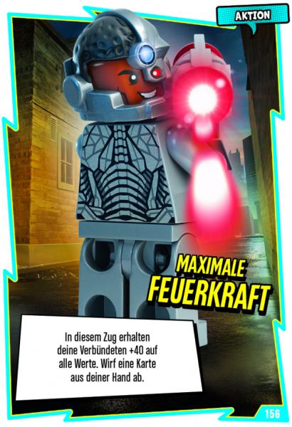 Nummer 156 | Maximale Feuerkraft