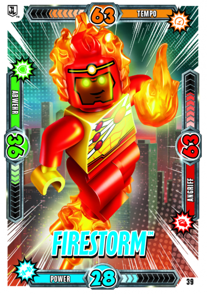 Nummer 39 | Firestorm