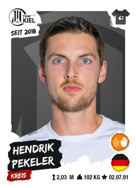 Handball 2020/21 Sticker Nummer 017