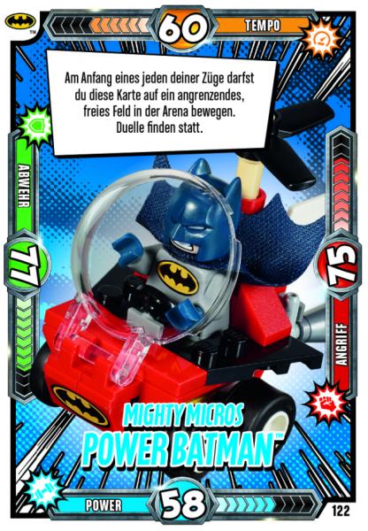 Nummer 122 | Mighty Micros Power Batman