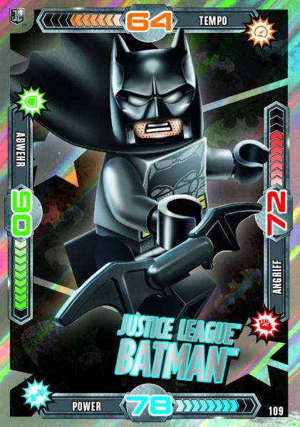 Nummer 109 | Justice League Batman