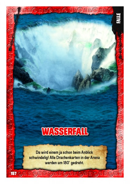 Nummer 157 I Wasserfall