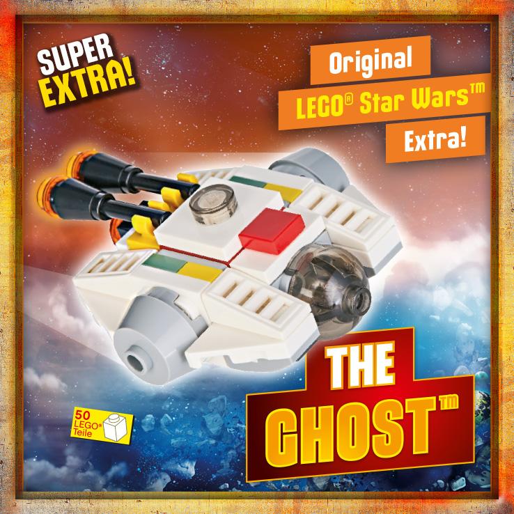 Lego Star Wars Magazin 1720 Blue Ocean Entertainment Ag