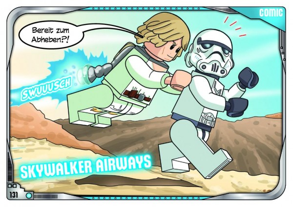 Nummer 131 | Skywalker Airways