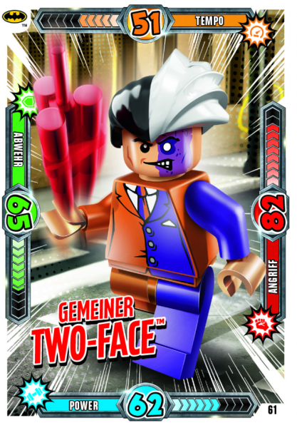 Nummer 61 | Gemeiner Two-Face